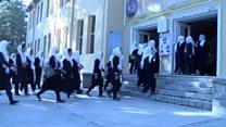 سل کلنه خپلواکي: افغانستان کې د مېرمنو لومړنی ښوونځی