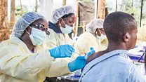 امیدواری برای درمان بیماری کشنده ابولا