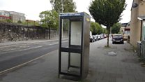 Phone boxes 'used for drug taking and dealing'