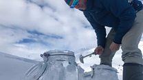 Plastic problem in the Arctic