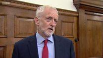Corbyn: UK parliament should not block Indyref2