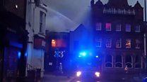 Liverpool nightclub gutted by blaze