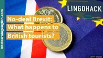 Por que o Brexit está assustando os turistas britânicos