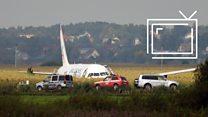 """""""Чудо на кукурузном поле"""". Эксперты и очевидцы об аварийной посадке Airbus A321"""