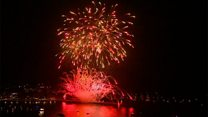Winner announced at British Firework Championships