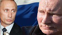 20 година у 20 секунди: Како се мењао Владимир Путин