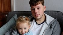 Four-year-old 'doctor' saves father's life