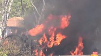 Tanzania tanker explosion: Witnesses speak out