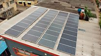 Could solar power end Nigeria's power cuts?