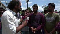 श्रीनगर के अस्पताल में क्या हैं हालात?
