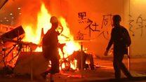 香港示威:如何突破暴力僵局