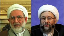 دعوای دو قاضی القضات سابق ایران