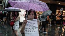 Demo Hong Kong: Lebih dari 100 ribu orang padati Victoria Park tuntut reformasi demokrasi