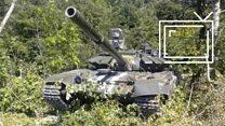 Доказательства присутствия росийских танков под Иловайском