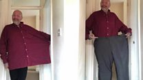 El increíble testimonio del hombre que perdió 90 kilos en dos años sin pasar por el quirófano