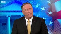 Pompeo admits IS 'more powerful' in some areas