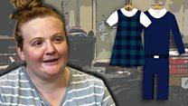 The mum who runs a school uniform swap shop