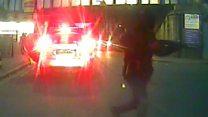 Appeal as man shot in busy London street