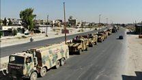 ارتش سوریه وارد شهر استراتژیک خانشیخون شد