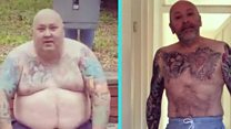 Homem recusa cirurgia bariátrica e perde 89kg em dois anos