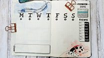 'I bought a house thanks to my bullet journal'