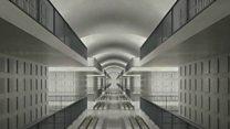 مقابر يهودية جديدة في نفق ضخم تحت الأرض بالقدس