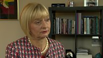 Victims commissioner clarifies pensions' advice