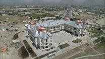 بازگشایی قصر دارالامان در صدسالگی استقلال افغانستان