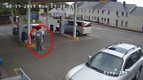 Police release CCTV footage showing moments before Malcolm McKeown murder