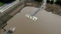 Whaley Bridge dam work 'could last three years'