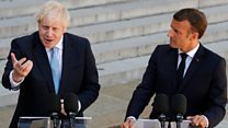 'I think we can get a deal ' - Boris Johnson