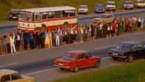 Самый большой флешмоб: 30 лет Балтийскому пути