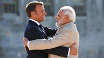 नरेंद्र मोदी ने फ्रांस के राष्ट्रपति मैक्रों के साथ क्या समझौते किए