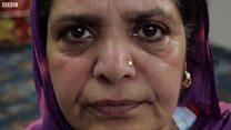 காஷ்மீர்: பிடித்துச்செல்லப்பட் மகன், கணவனுக்காக காத்திருக்கும் பெண்கள்