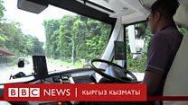 Click: Сингапурдагы айдоочусуз автобустар