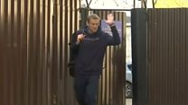 Алексеј Наваљни пуштен из притвора