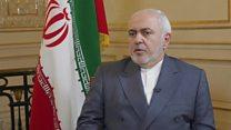 ظریف: مکرون قول داد برجام در مذاکرات گروه هفت مطرح شود