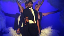 Why men are owning burlesque