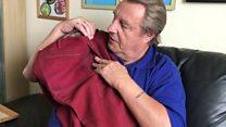'Jimi Hendrix gave me his trousers'