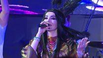 کنسرت خیریه در تاجیکستان؛ شبنم ثریا برای کمک به بیماران گرفتار سل خواند
