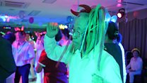 Seoul's over-65s disco 'like medicine' for seniors