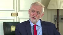 Corbyn: The PM needs to respect Parliament
