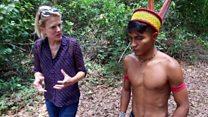 Амазон: түпкүлүктүү  калк  келечеги тууралуу кабатыр