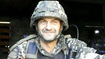 Surviving the deadliest battle in Ukraine
