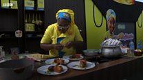 Gasar iya tafa shinkafa tsakanin Najeriya da Ghana