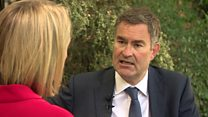 Gauke: There isn't a mandate for no-deal Brexit