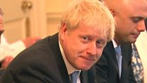 Johnson: Clever move or abuse of power?