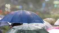 Million dollar idea: The umbrella