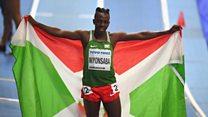 Francine Niyonsaba, umwe mu bagore 30 b'ibihangange muri Afrika