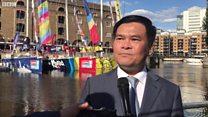 Quảng Ninh muốn hội nhập kinh tế qua sự kiện đua thuyền